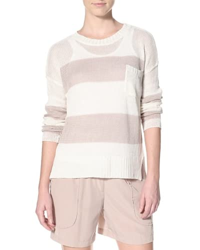 Acrobat Women's One-Pocket Stripe Pullover