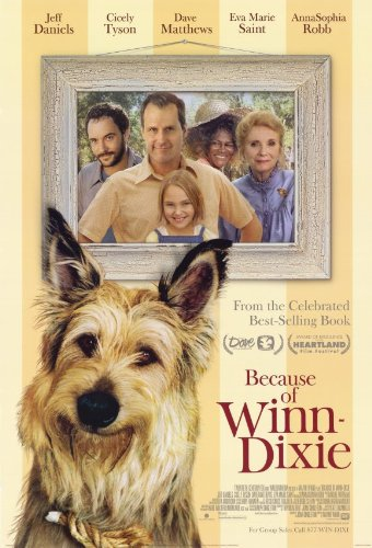 because-of-winn-dixie-poster-11-x-17-inches-28cm-x-44cm-2005-style-b