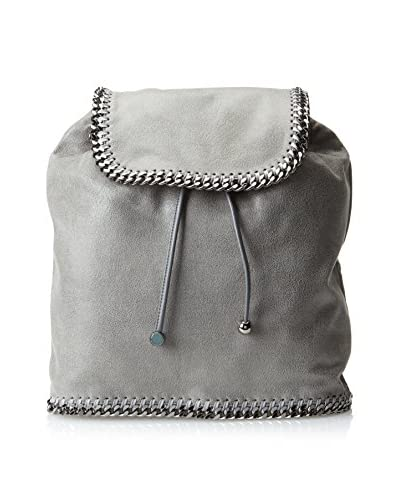 Stella McCartney Women's Shaggy Deer Rucksack, Light Grey, One Size