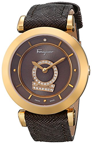 Salvatore-Ferragamo-Womens-FQ4080013-Minuetto-Gold-Ion-Plated-Diamond-Accented-Watch-with-Leather-Band