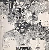 REVOLVER LP (VINYL ALBUM) US CAPITOL