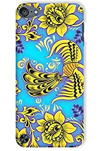 IndiaRangDe Hard Back Cover FOR Apple iPod Touch 5th Gen