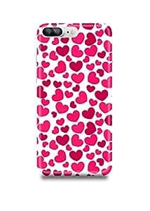 Heart Pattern iPhone 7 Plus Case-3234
