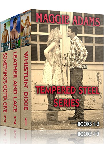 The Tempered Steel Series by Maggie Adams ebook deal