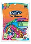 DenTek Fun Flossers for Kids, Wild Fr...