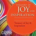 Treasury of Joy & Inspiration: Our Most Moving Stories Ever Audiobook by  Reader's Digest - editor Narrated by Chris Sorensen, Luci Christian Bell