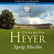 Sprig Muslin | [Georgette Heyer]