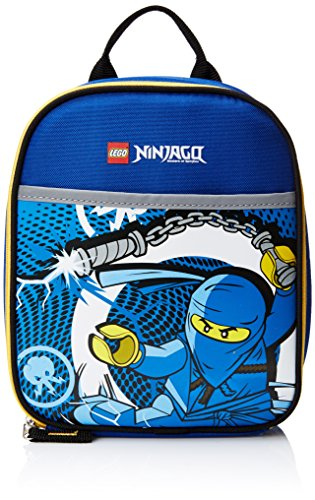 LEGO Bags Lego Ninjago Lightening Vertical Lunch Bag - 1