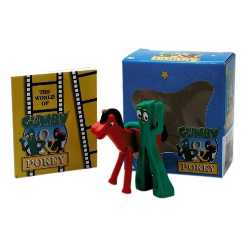 The Gumby And Pokey Kit (Mega Mini Kits) front-1078452