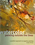 Watercolor Painting Outside the Lines