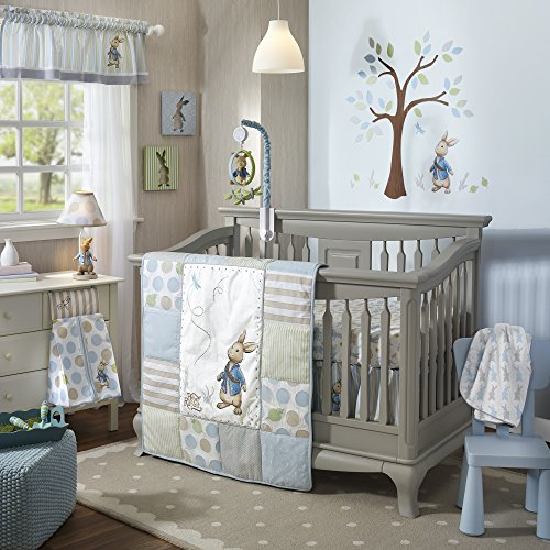 Linen Baby Bedding back-1072170