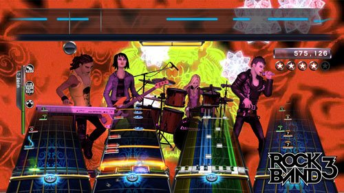Rock Band 3 galerija