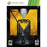 Metro Last Light - Xbox 360 (Color: silver)