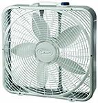 Lasko #3723 20-Inch Premium Box Fan 3...