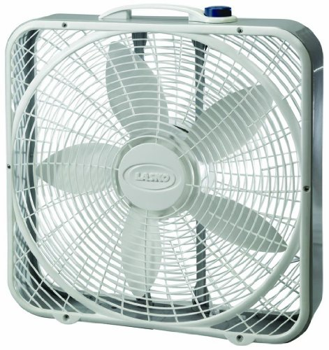 Lasko #3723 20-Inch Premium Box Fan 3-SPEED photo