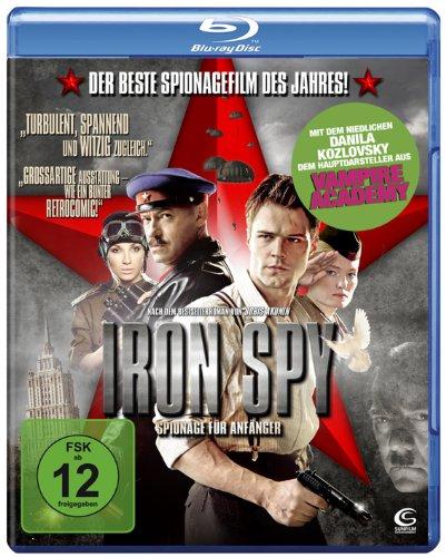 Iron Spy - Spionage für Anfänger [Blu-ray]