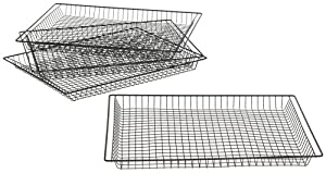 Bradley Set of 4 Jerky Racks