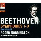 Beethoven: Complete Symphoniesby Ludwig van Beethoven