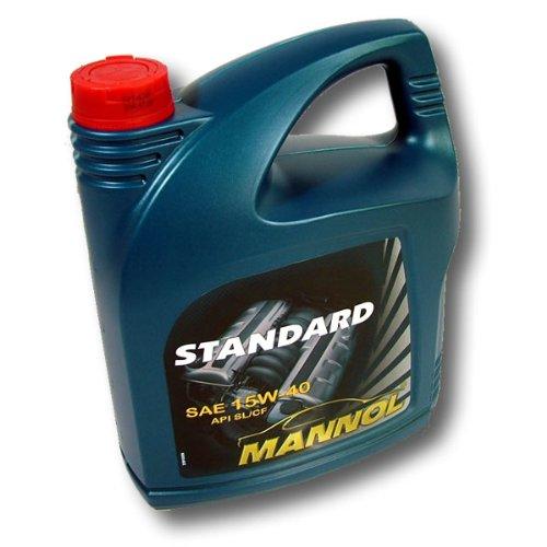 Motoröl SCT Mannol Standart 15W-40 mineralisch