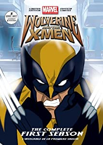 Wolverine and the X-Men - The Complete First Season (Bilingual)