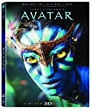 #9: Avatar - Blu-ray 3D + Blu-ray + DVD - 2 disques [Blu-ray]