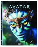 Avatar - Blu-ray 3D + Blu-ray + DVD -...