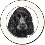 Blue Roan Cocker Spaniels Car Tax Disc Holder New Animal, Ref:AD-SC25T