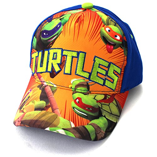 TMNT Ninja Turtles Toddler Baseball Cap Hat TMS52422ST