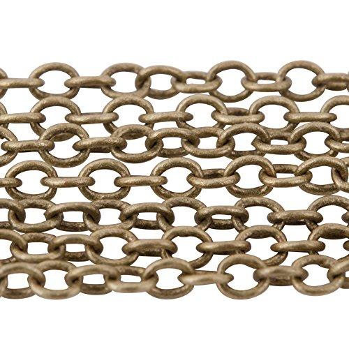 pandahall-elite-5m-catene-ottone-torsione-catene-per-collane-catenina-uomo-donna-per-gioielli-senza-