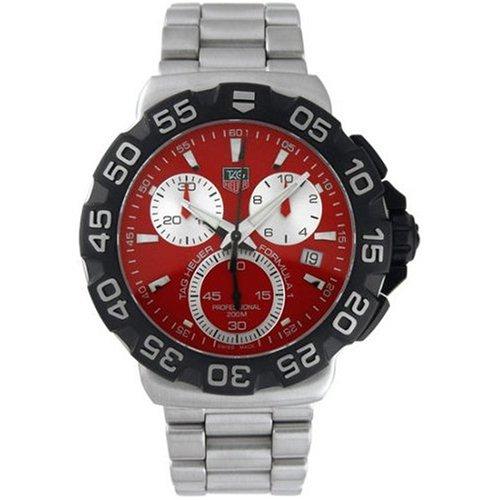 TAG Heuer Men's CAH1112.BA0850 Formula 1 Chronograph Watch