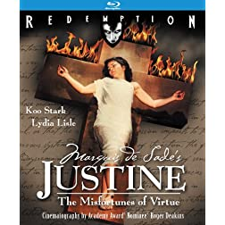 Marquis De Sade's Justine: Remastered Edition [Blu-ray]