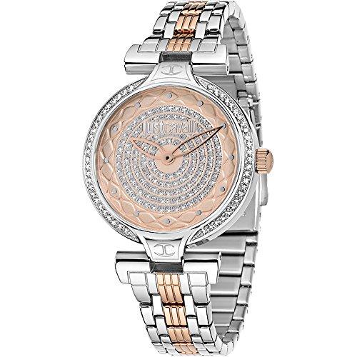 orologio solo tempo donna Just Cavalli Lady J trendy cod. R7253579502