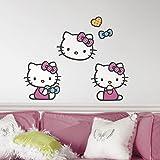 RoomMates RMK2530FLT Hello Kitty Foam Characters