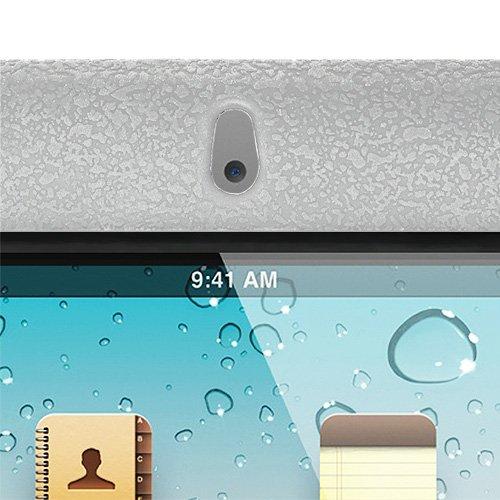 Imagen de Amzer la jalea del silicón de la piel para Apple iPad 2 - Transparente Blanco (AMZ90791)