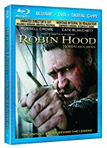 Robin Hood Blu/DVD + Digital Copy