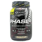 MuscleTech Performance Series Phase 8 - Vanilla - 2 lbs (907 g)