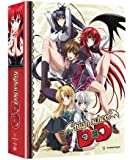 High School DxD - The Complete Series (Limited Edition) [Blu-ray + DVD]