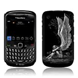 TaylorHe Spiral Collection Blackberry Curve 8520 Hard Case Enslaved Angel Full Body Printed Hard Case Made in Great Britain Top Quality