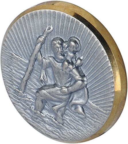 HR-imotion 10210301 saint-Christopherus plaque