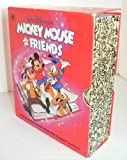 img - for Mickey Mouse and Friends (12) book / textbook / text book