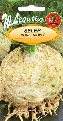 Polish Celery Root Seeds - Seler Korzeniowy - Talar