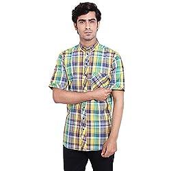 Fbbic Modern Multi Men's Checkered Shirt(Size::M)