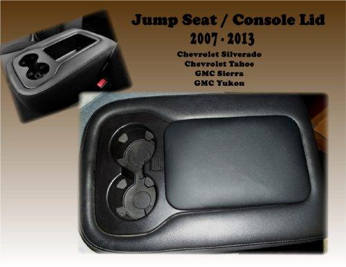 Chevrolet Silverado Tahoe - GMC Sierra Yukon Jump seat Console Lid / Cover 2007-2013 (Silverado Jumpseat compare prices)