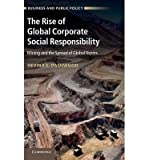 img - for [ THE RISE OF GLOBAL CORPORATE SOCIAL RESPONSIBILITY: MINING AND THE SPREAD OF GLOBAL NORMS (BUSINESS AND PUBLIC POLICY) ] By Dashwood, Hevina S ( Author) 2013 [ Hardcover ] book / textbook / text book