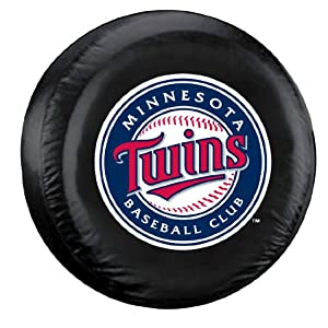 MLB Minnesota Twins Tire Cover by Fremont Die