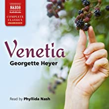 Venetia | Livre audio Auteur(s) : Georgette Heyer Narrateur(s) : Phyllida Nash