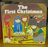 img - for First Christmas book / textbook / text book