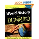 World History For Dummies (For Dummies (Lifestyles Paperback))