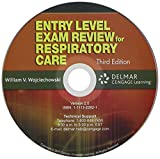img - for CD-ROM Practice Test for Wojciechowski's Entry Level Exam Review for Respiratory Care, 3rd book / textbook / text book