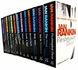 Ian Rankin 14 Books Collection Set Rebus Blood Hunt NEW RRP: £105.86 (Hide & Seek, Strip Jack, A Question of Blood, Resurrection Men, Bleeding Hearts, A Good Hanging, The Falls, Fleshmarket Close, The Flood, Set In Darkness, Blood Hunt, Tooth & Na